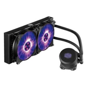 СВО для процессора COOLER MASTER MasterLiquid ML240L RGB