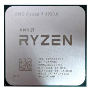 Процессор AMD Ryzen 9 3950X (3500MHz, 16C/32T, 64MB, 105W)