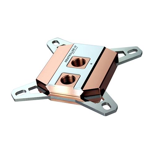 Водоблок HEATKILLER IV PRO (для процессора INTEL) PURE COPPER (чистая медь)